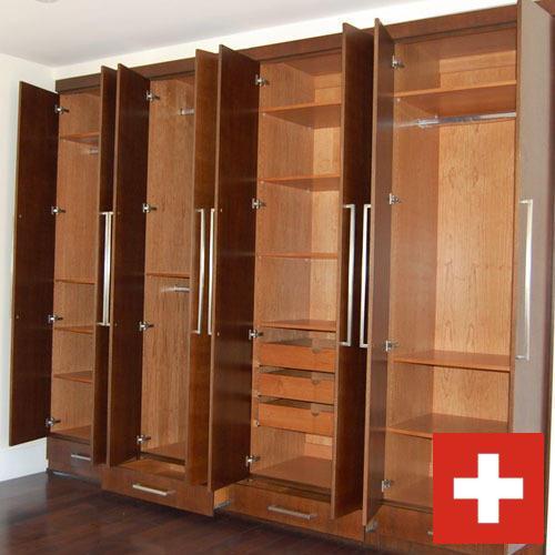 Шкафы из Швейцарии