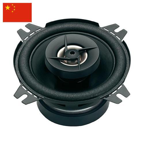 Автомобильные акустические системы из Китая