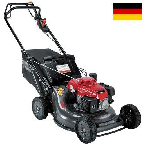 Газонокосилки из Германии
