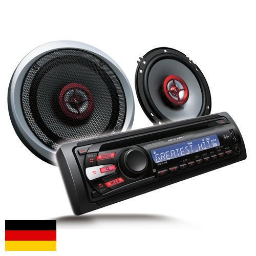 магнитола автомобильная из Германии