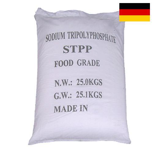 Натрия триполифосфат из Германии