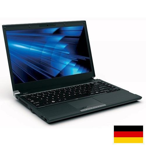 Ноутбуки из Германии