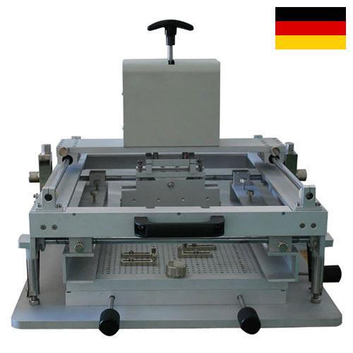 Оборудование полиграфическое из Германии