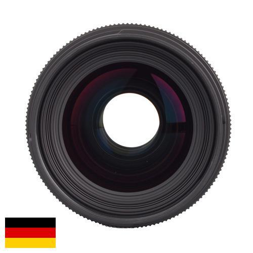 Объективы из Германии
