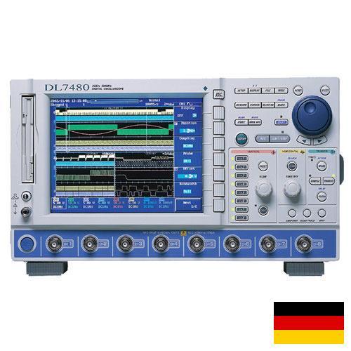 Осциллограф цифровой из Германии