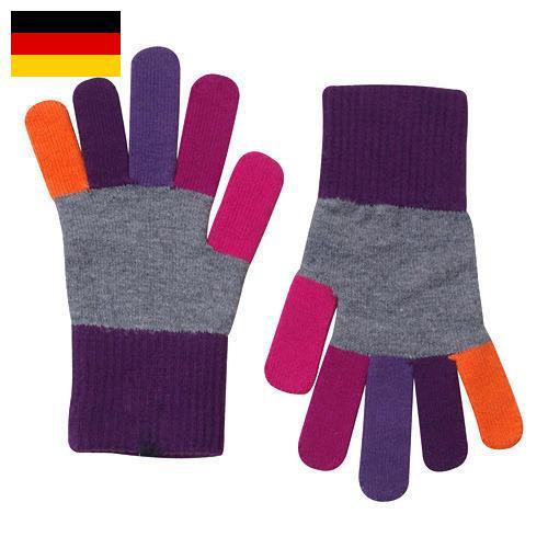 Перчатки детские из Германии