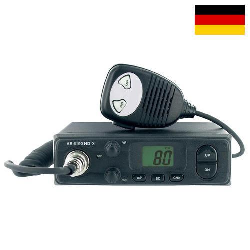 Радиотелефоны из Германии