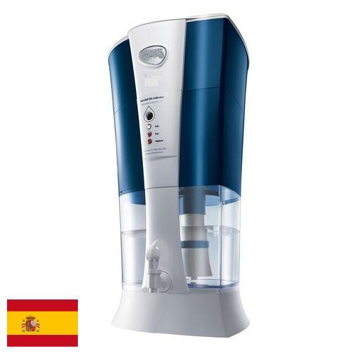Фильтры для очистки воды из Испании