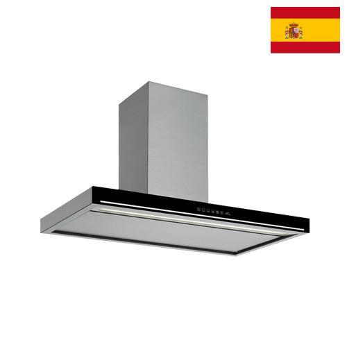 Кухонные вытяжки из Испании