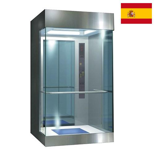 Лифт пассажирский из Испании