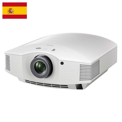 Проекторы из Испании