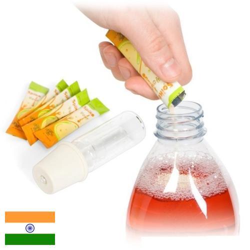 Растворимые напитки из Индии