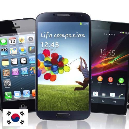 сотовых телефонов из Кореи, Республики