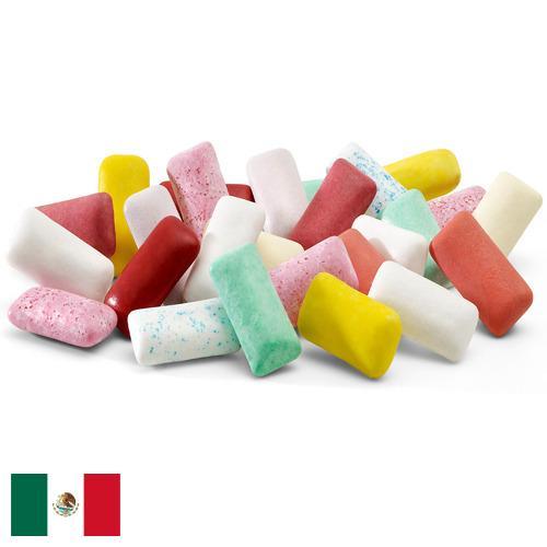 Жевательные резинки из Мексики