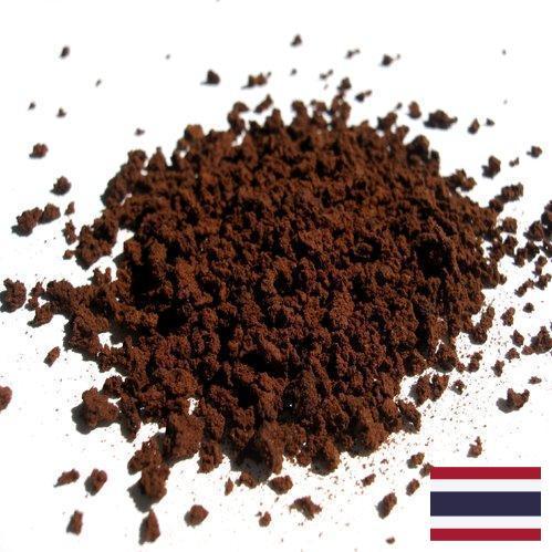 Растворимый кофе из Таиланда