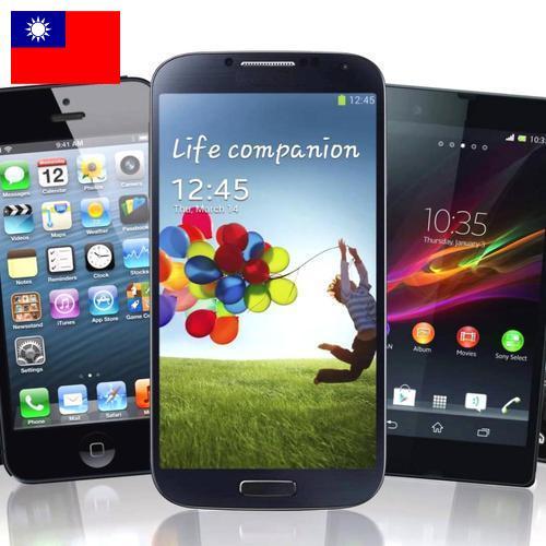 сотовых телефонов из Тайваня