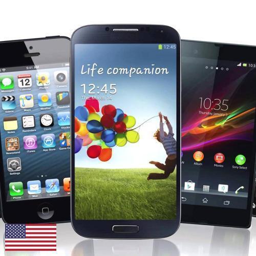 сотовых телефонов из США